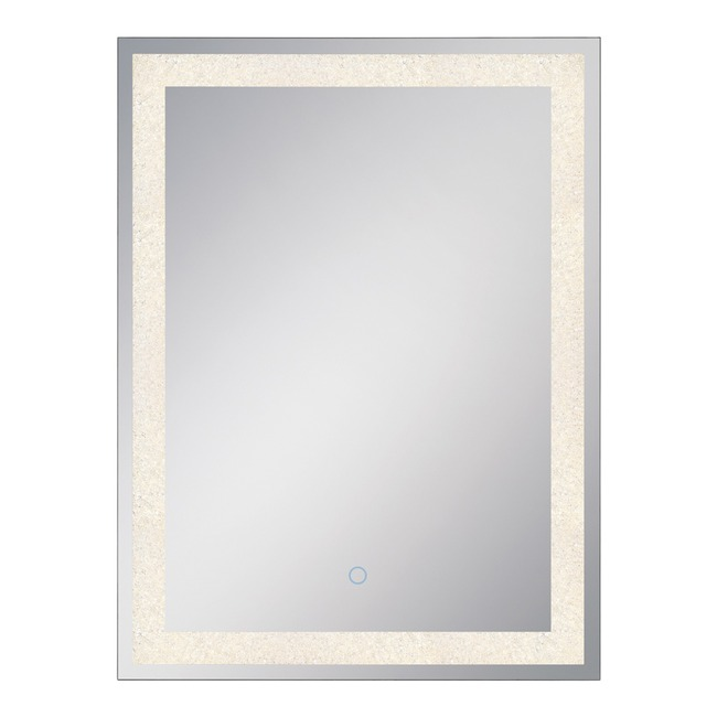 Rectangle Back-lit LED Mirror  by Eurofase