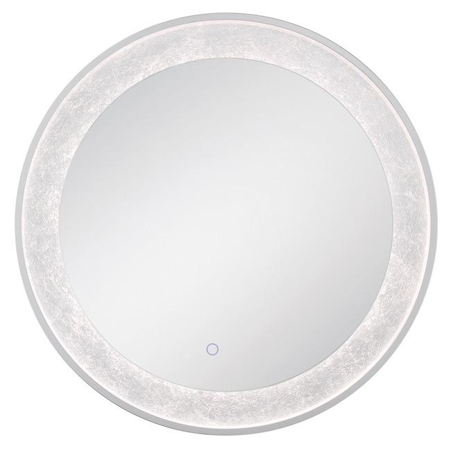 Round Edge-Lit LED Mirror  by Eurofase