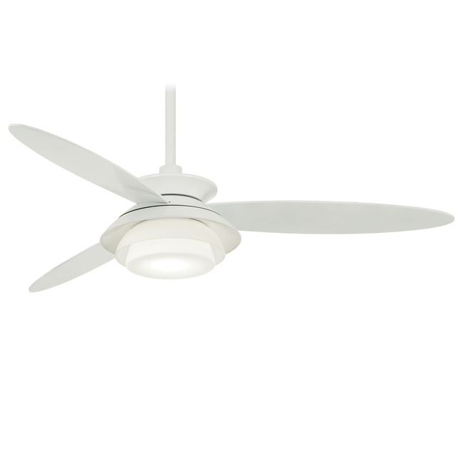 Stack Ceiling Fan with Light  by Minka Aire