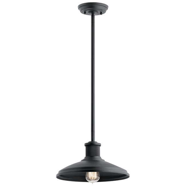 Allenbury Outdoor Convertible Pendant  by Kichler