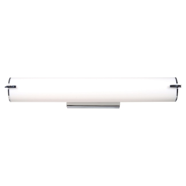 Tube 25 inch Bathroom Vanity Light  by Access