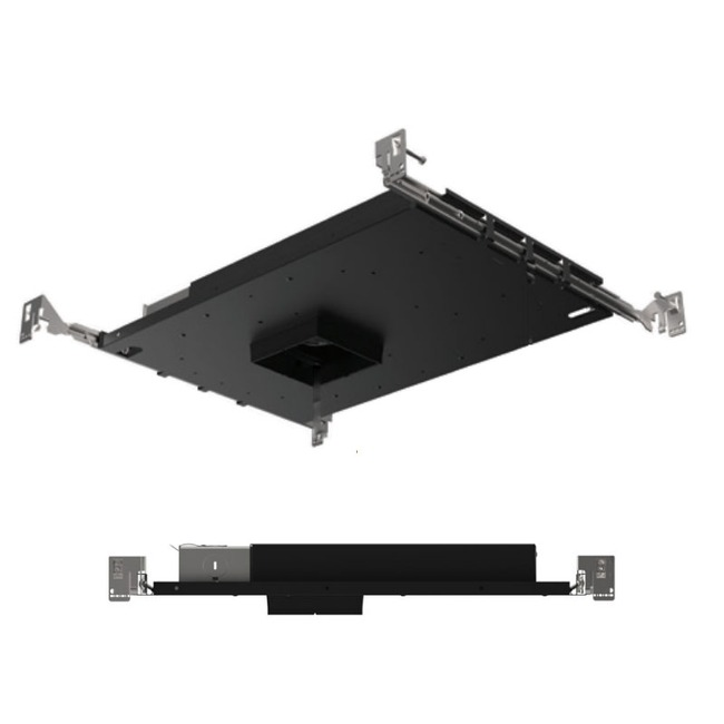 3IN RD Flanged Fixed New Construction IC / NIC Housing  by Element by Tech Lighting