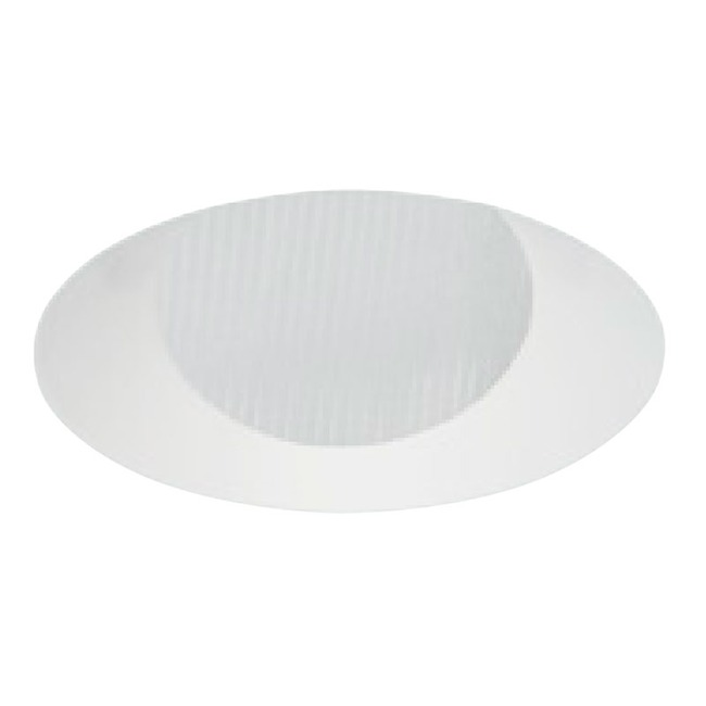 2 Inch Round Flangeless Lensed Wall Wash Trim  by Element by Tech Lighting
