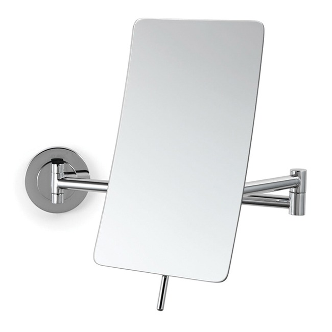 Contour Wall Mounted Makeup Mirror  by Electric Mirror