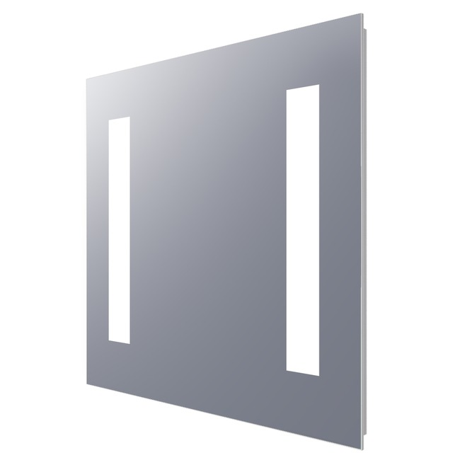Acclaim Fog Free Mirror  by Electric Mirror