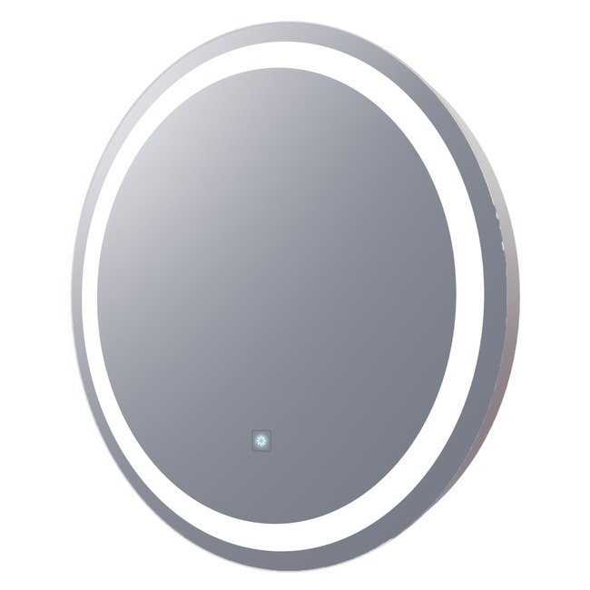 Eternity Lighted Mirror with Ava Dimming  by Electric Mirror
