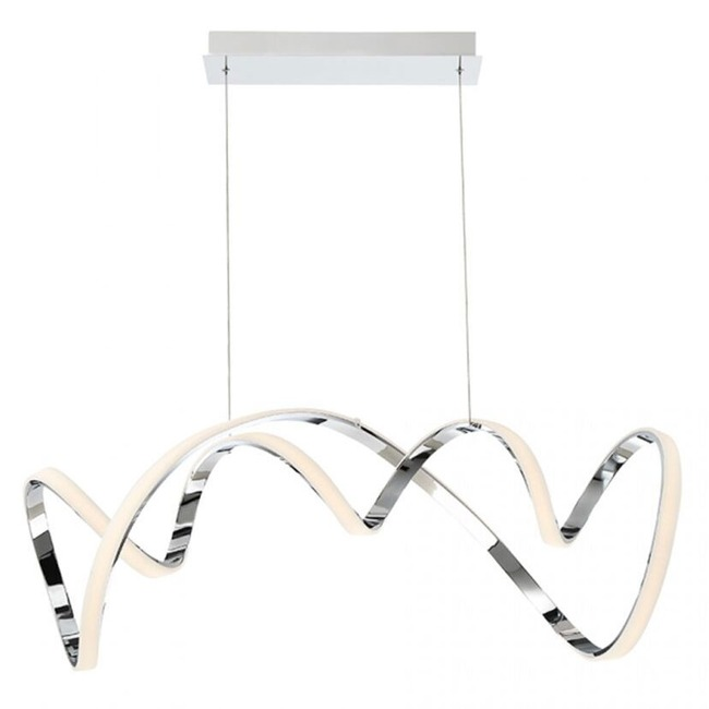 Vornado Linear Pendant  by WAC Lighting