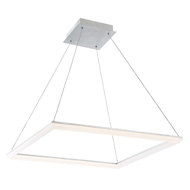 Frame Square Pendant  by WAC Lighting