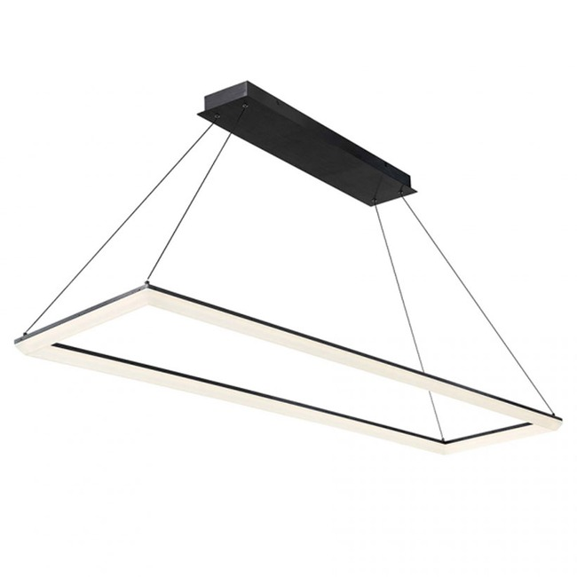Frame Rectangle Pendant  by WAC Lighting