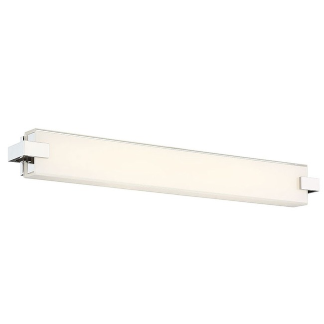 Bliss 28 inch Bathroom Vanity Light  by WAC Lighting