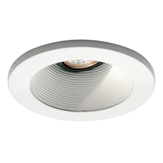 Low Voltage 4IN RD Premium Adjustable Baffle Trim  by WAC Lighting