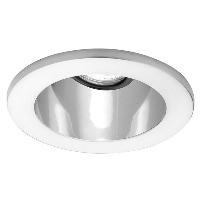 Low Voltage 4IN RD Premium Open Reflector Downlight Trim  by WAC Lighting