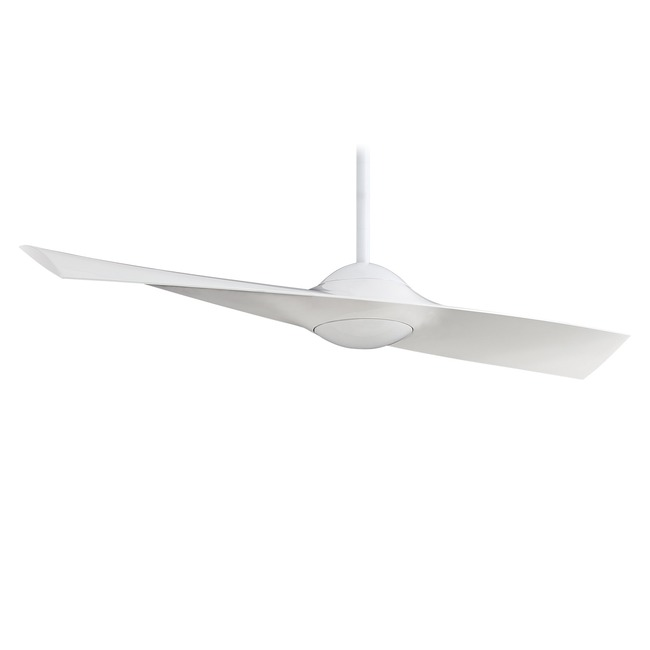 Wing Ceiling Fan by Minka Aire | F823-WH