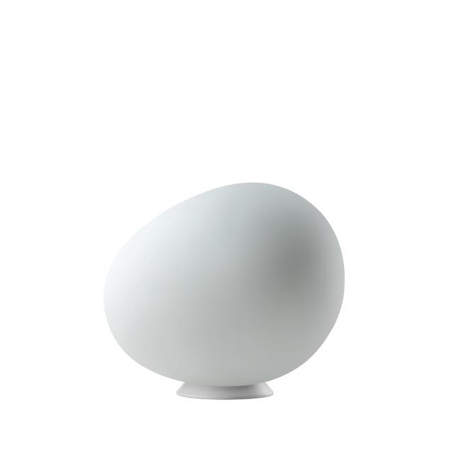 Gregg Polyethylene Table Lamp  by Foscarini