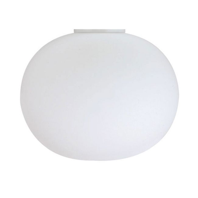 Glo-Ball Ceiling Flush Mount  by Flos Lighting