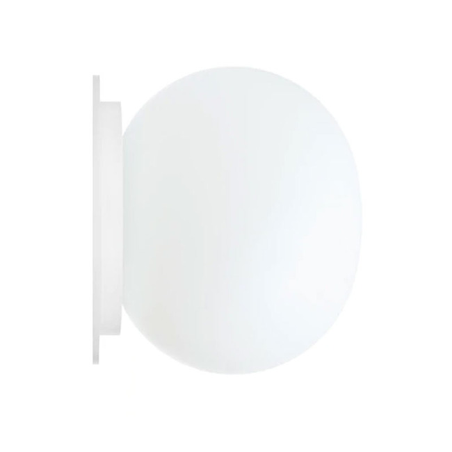 Mini Glo-Ball Wall/Ceiling Light  by Flos Lighting
