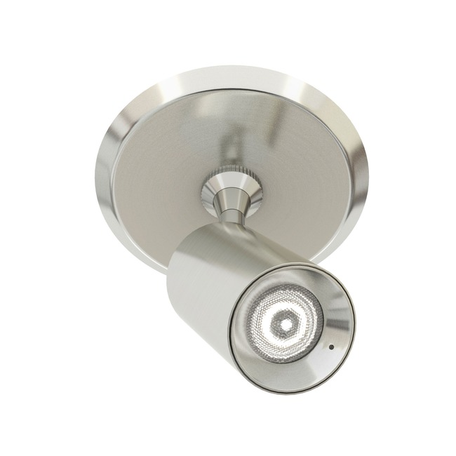 Piston Monopoint with 4IN Round Canopy  by PureEdge Lighting
