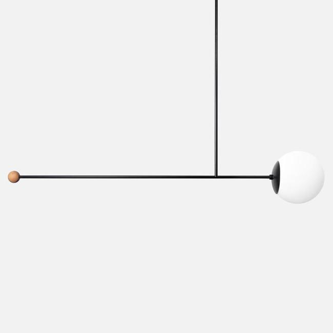 Astro Light Pendant  by Andrew Neyer