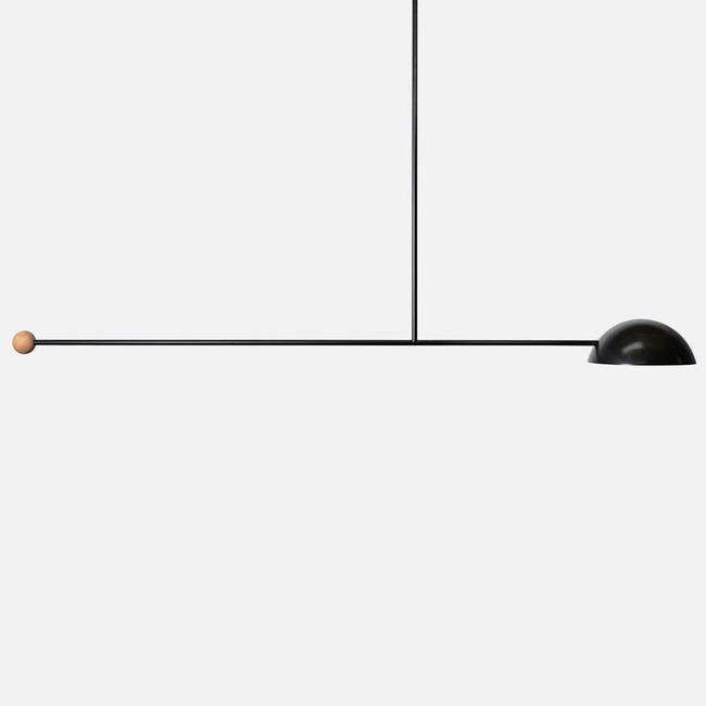Astro Dome Pendant  by Andrew Neyer