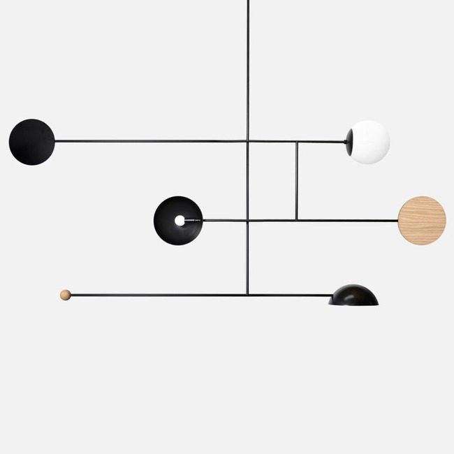 Astro Mobile Light No. 2  by Andrew Neyer