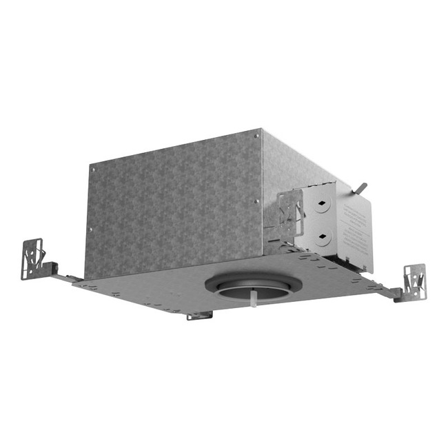 Urbai 3.5IN ELV Dim New Construction Airtight Housing  by Contrast Lighting