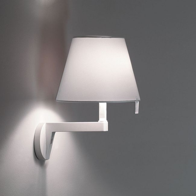 Melampo Mini Wall Light by Artemide | 0722018A