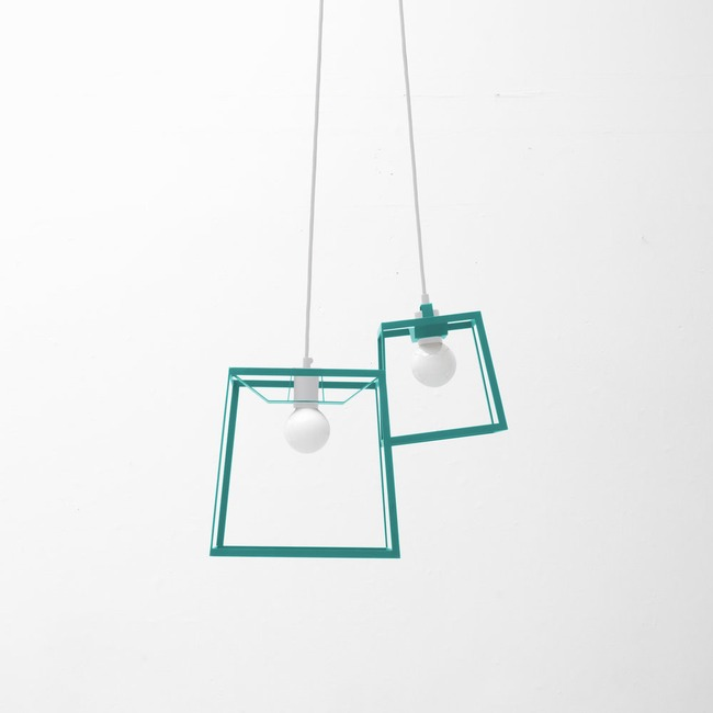 Frame Cluster Pendant  by Iacoli & McAllister