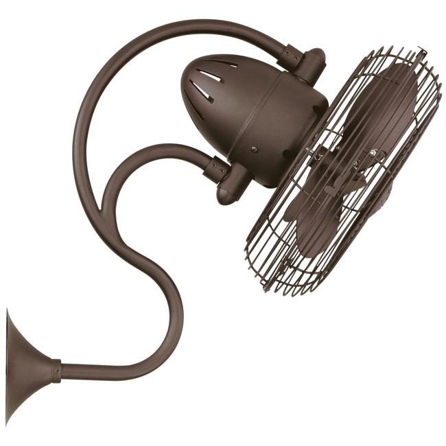 Melody Wall Fan  by Matthews Fan Company
