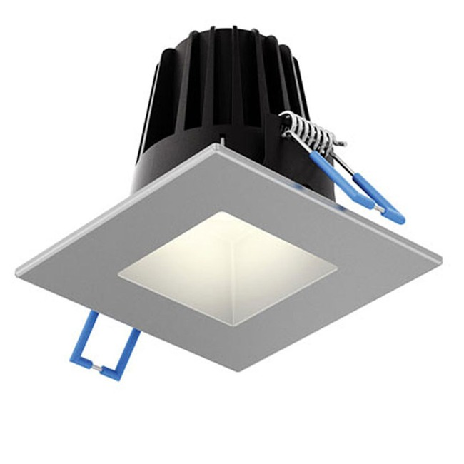 RGR 2IN Square Smooth Baffle Downlight  by DALS Lighting