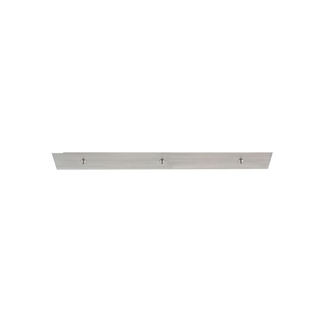 Freejack 3-Port 42 Inch Linear Canopy by Tech Lighting | 700FJLD3TS