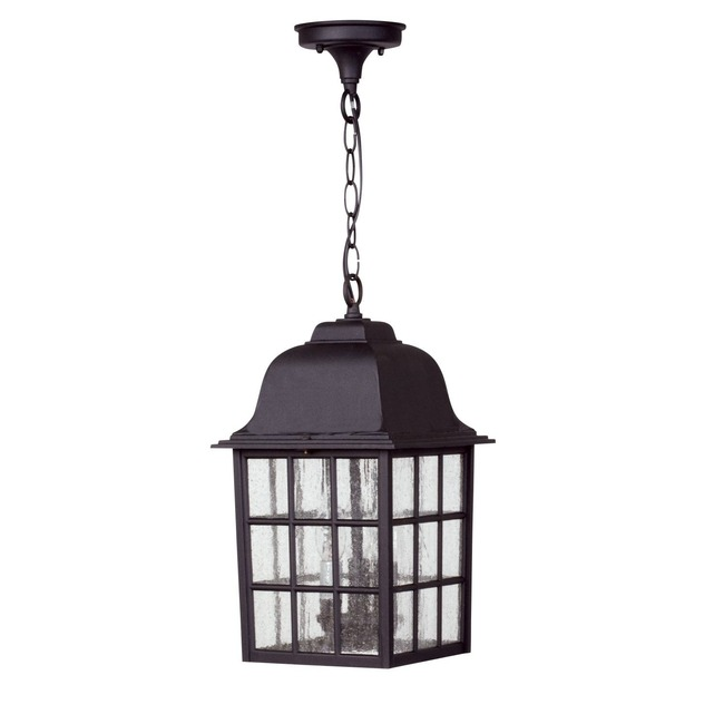 Grid Cage Outdoor Pendant  by Craftmade