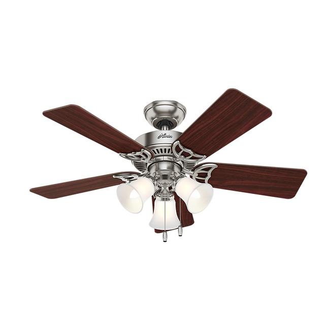 Southern Breeze Ceiling Fan with Light  by Hunter Fan