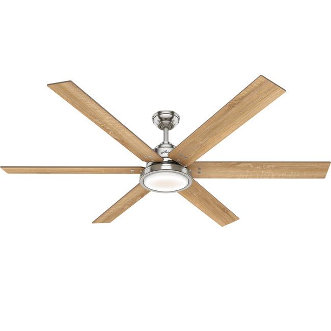 Warrant Ceiling Fan with Light  by Hunter Fan