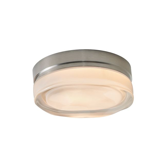 Fluid Round LED Wall/Ceiling Mount  by Tech Lighting   700FMFLDRSS-LED
