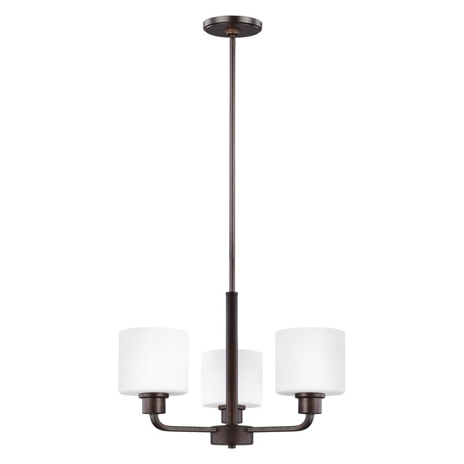Canfield Chandelier  by Sea Gull Lighting