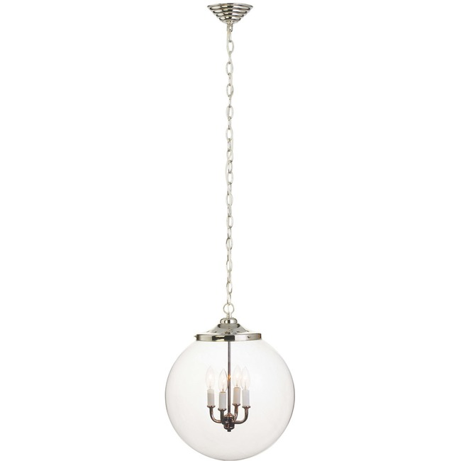 Kilo Pendant by Stone Lighting | CH512CRPNCN6