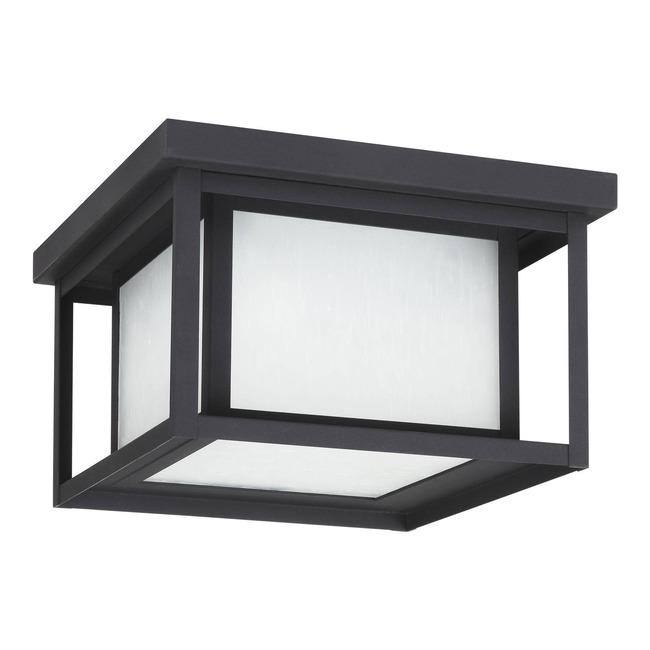 Hunnington LED Outdoor Ceiling Light Fixture  by Sea Gull Lighting