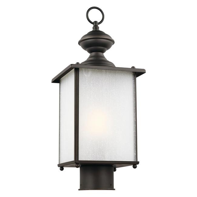 Jamestowne Post Light  by Sea Gull Lighting