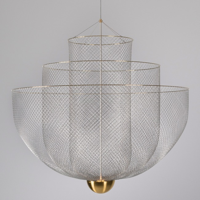 Meshmatics Chandelier  by Moooi