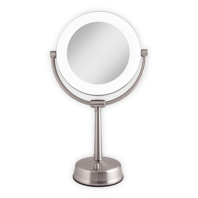 10x/1x Surround Vanity Mirror  by Zadro