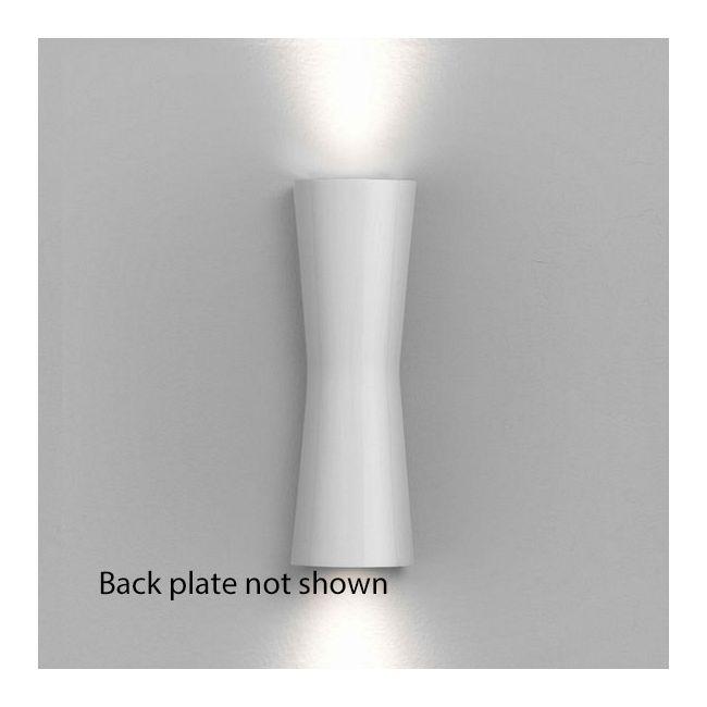 Clessidra 40 Degree Wall Light by Flos Lighting   FU158409