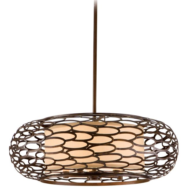 Cesto Pendant by Corbett Lighting | 79-45