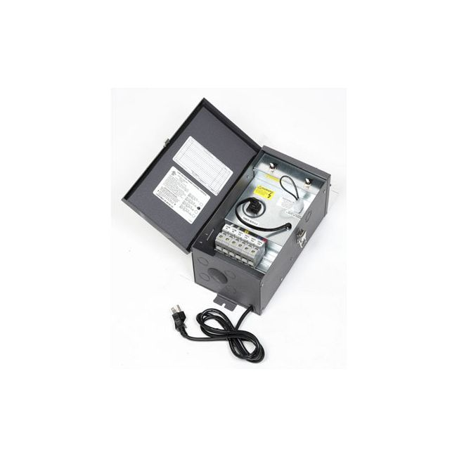 600 Watt 12-15 Volt Multitap Outdoor Transformer by Hadco | TC654-15