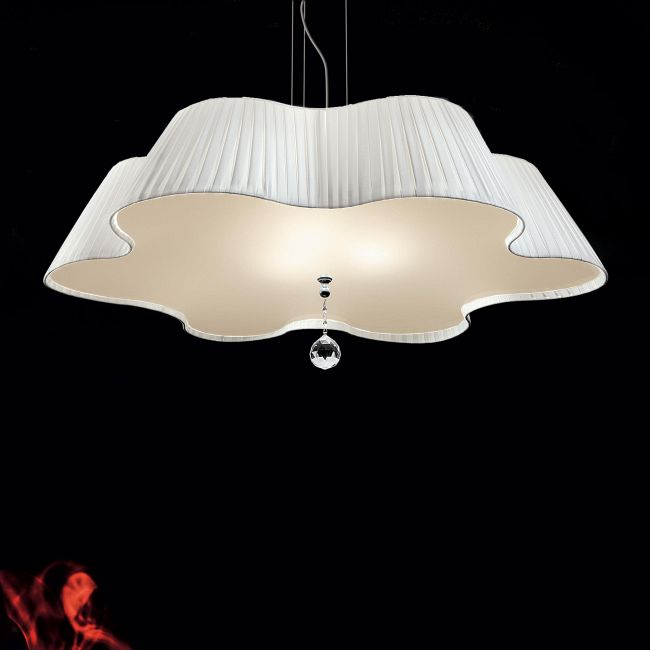 Daisy Suspension by Lightology Collection | SODAI60BC