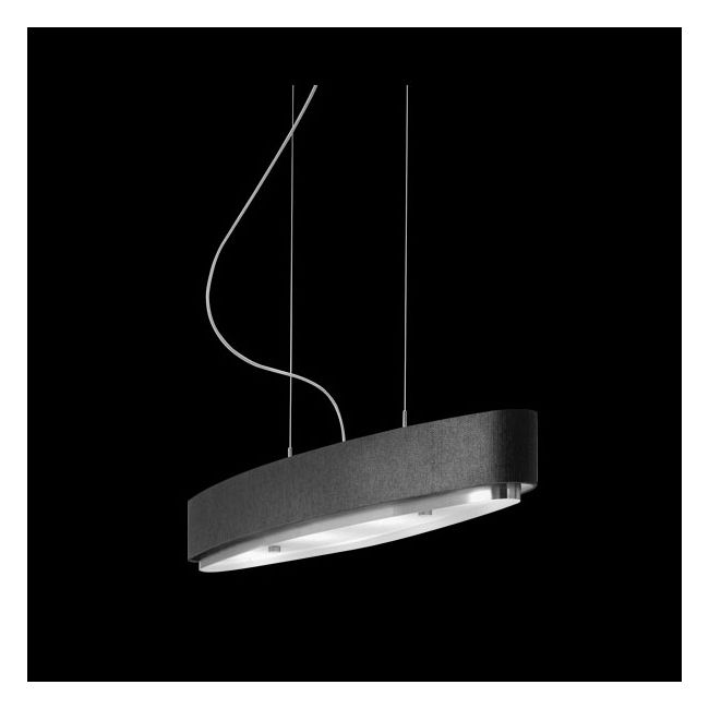 Iris T-2711 Elliptical Pendant Light by Estiluz | 027113702N