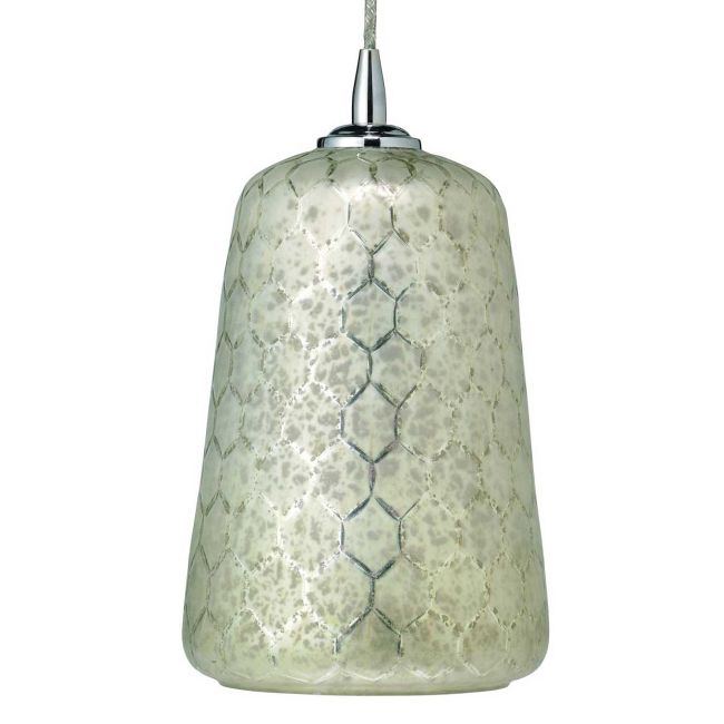 Bell Pendant by Jamie Young Company   5BELL-PELG