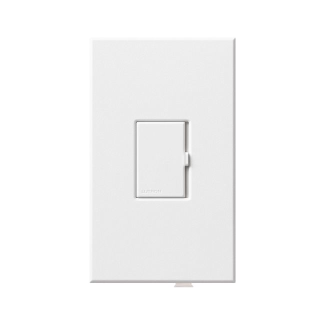 Vareo 1000W Incandescent / Magnetic Low Voltage Dimmer by Lutron | v-1000-wh