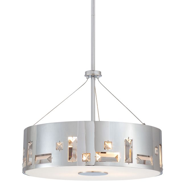 Bling Bang 4 Light Pendant by George Kovacs | P1092-077