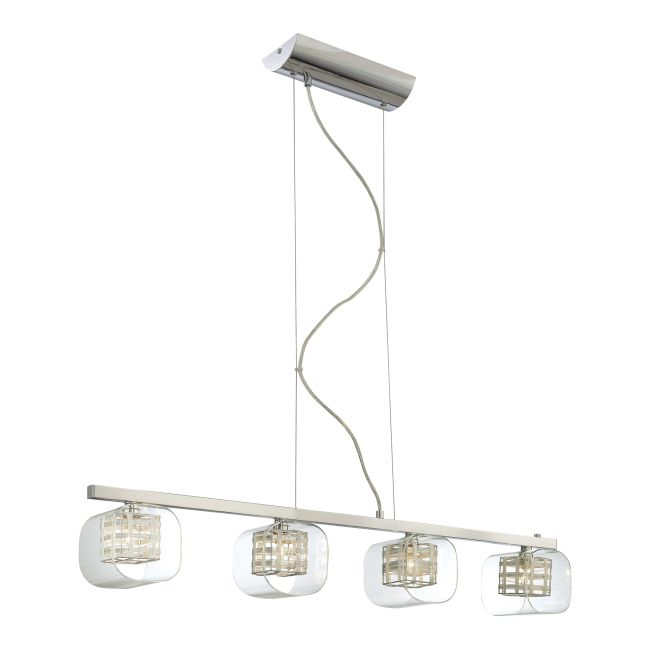 Jewel Box Linear Suspension by George Kovacs | P804-077