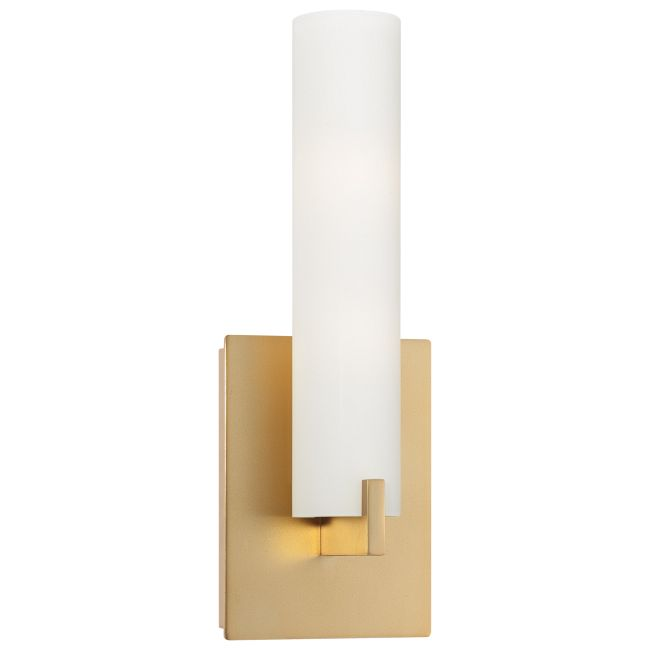 Tube Vanity Wall Sconce  by George Kovacs <br /> Designer: Megan Hickman